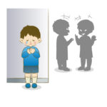 ひそひそ話は自分の事を言われている様な感覚?
